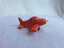 Galanite Sweden Airplane Plastik Vynil Gummi Model Car (Red)