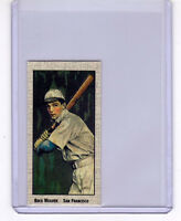 Buck Weaver, San Francisco Seals PCL, Monarch Corona T206 Centennial reprint #77