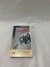 Rare Up The Academy VHS 1980