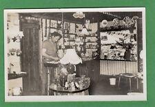 More details for llandogo nr tintern 1958 shop interior rp pc used ref g126
