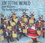 JOHN WILLIAMS - JOY TO THE WORLD - CD - Sealed