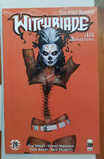 Witchblade #161, John Tyler Christopher JTC Cover, Negative Space
