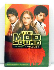 The Mod Squad Season 1 Volume 1 DVD Cole Williams Lipton Andrews CBS Paramount