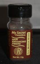 Pure Medium Brown Hair Enhancing Fibers by My Secret Correctives 12 g (Darker)