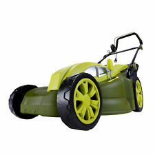 Sun Joe MJ403E Electric Lawn Mower + Mulcher | 17 inch | 13 Amp | 7-position