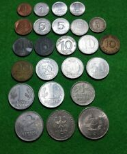Germany 24 different coins Empire, Weimar, Third Reich, Federal & Democratic Rep