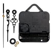 Mecanismo Maquinaria de Reloj Cuarzo Horario Minutero Segudero Negro T4R5