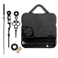 Mecanismo Maquinaria de Reloj Cuarzo Horario Minutero Segudero Negro T5