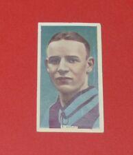 CIGARETTES CARD PHILLIPS FOOTBALL 1936 INT. CAPS ASTLEY ASTON VILLA VILLANS
