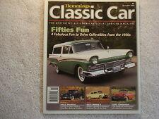Classic Car 2004 November Ford Pontiac Henry J Chevrolet Buick Cadillac Olds