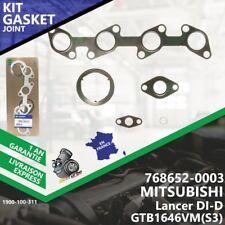 Gasket Join Turbo MITSUBISHI Lancer DI-D 768652-3 768652-5003S ECE PDE (DPF)-311