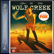 WOLF CREEK - THE COMPLETE FIRST SERIES - SERIES 1  *BRAND NEW DVD **