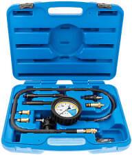 Druckverlust Tester Set 7-tlg. Benzin & Diesel Motor Prüfer Zylinderdruck messen