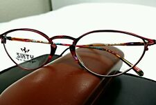Sixty the original by TRENTI Frame Glasses ITALY * frame only* 50-19