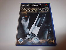 PlayStation 2   PS2  Golden Eye: Rogue Agent