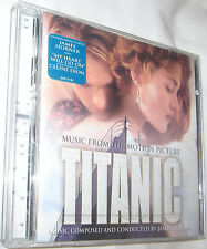 Titanic The Ultimate Collection by James Horner CD, Nov-1997, Sony Music