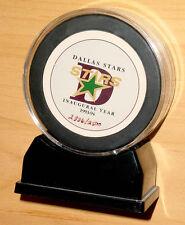 DALLAS STARS COLLECTOR'S EDITION INAUGURAL YEAR PUCK 93 RARE 2336 of 2500