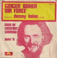 """GINGER BAKER man of constant sorrow (PS) VG+/VG+  french 7"""""""