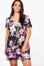Robes pin-ups, crayons Boohoo pour femme