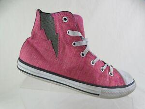CONVERSE Thunderbolt All Star Chuck Taylor Pink Sz 5 Girls High-Top Sneakers