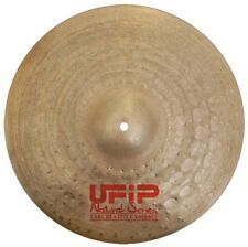 "UFiP Natural Series 20"" Light Ride Cymbal  2200g."