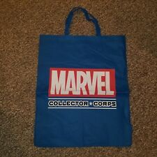 NEW! SDCC MARVEL COLLECTOR CORPS FUNKO POP! LARGE BLUE BAG TOTE