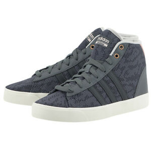 Adidas Women Shoes Neo Casual Athletics Daily QT Mid Running Fashion B74276 New