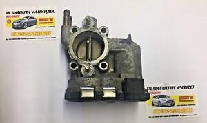 Z10XE Vauxhall Corsa Throttle Body 028050044