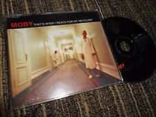 MOBY THAT'S WHEN I REACH FOR MY REVOLVER/LOVESICK/+2 CD EP 2000 GREAT BRITAIN