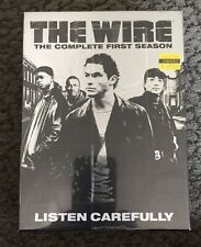 The Wire ~ Complete 1st First Season 1 One ~ BRAND NEW 5-DISC DVD SET