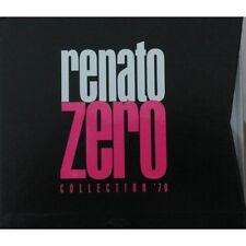 CD Renato Zero Collection '70  6cd+book