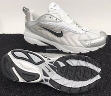 Nike Men's Shoes White 10.5 BRS 1000 Running Cross Training 80's Vintage New