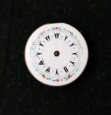 ottoman Turkish market pocket watch dial with movement .
