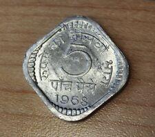 1968 India 5 Paise