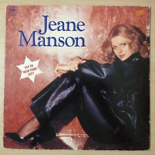 """JEANE MANSON """" FLY TO NEW YORK CITY """" - VG+/EX - N° 83655  - LP 33 TOURS"""