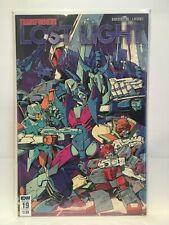 Transformers Lost Light #19 NM- 1st Print IDW Comics