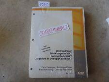 Case 85xt Skid Steer Parts Catalog Manual 7 2472
