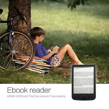 6 Inch e-Book Reader E-Ink Screen 800*600 Resolution Glare-free with USB Y6R3
