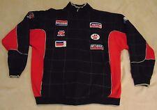 Men's Stardom Racing Formula 1 Racing Team Jacket 2003 Black 3 XL Fan Apparel