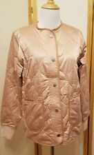 Abercrombie women's quilted jacket size Small
