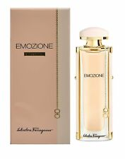 Salvatore Ferragamo Emozione 92 ml/3.1 oz Eau De Parfum Spray FREE P&P