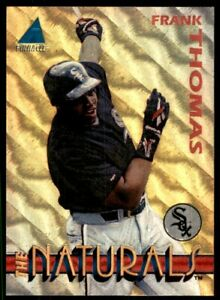 1994 Pinnacle #1 Frank Thomas Chicago White Sox