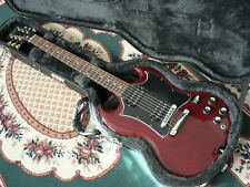 Gibson SG Electric Guitar Dark Cherry Gloss 2003 Special With Gibson USA Case