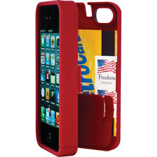 EYN Case for iPhone 4/4S - Red