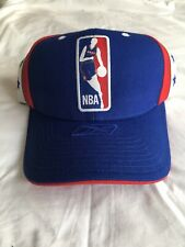 NEW REEBOK 2005 NBA EASTERN CONFERENCE ALL-STAR LOGOMAN HAT LEBRON IVERSON