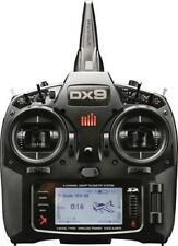 Spektrum DX9 Black Edition Fernsteuerung ohne Empfänger Mode 2 DSMX  SPMR9910EU