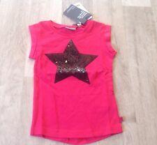 Mexx Top T-shirt Gr.98-104 (3-4 Jahre) Pink Neu Mit Etikett