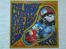 Disque vinyle lp THE WEST COAST POP ART EXPERIMENTAL BAND. Part One
