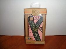 MOSSY OAK iPhone 4 4s RealTree CAMO Pink COVER Phone CASE MATE