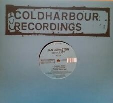 "Jan Johnston meets J Joy  ""Rush"" * Tanishia, Carl B + Benya Remixes / clhr036"